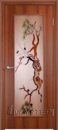 Дерево стекло Кедр Итальянский орех